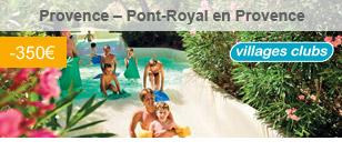 provence - pont royal